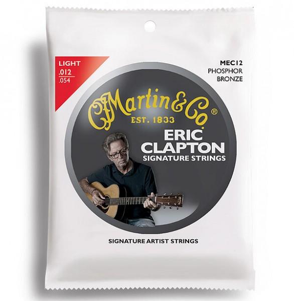 Martin E. Clapton Phosphor Bronze