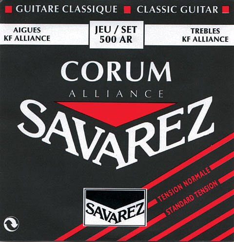 Savarez 500 AR Corum Alliance Standard