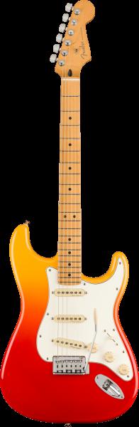 Fender Player Plus Stratocaster Maple Fingerboard, Tequila Sunrise