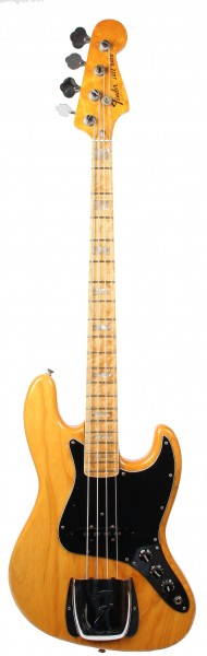 Fender Jazz Bass Natur 1977
