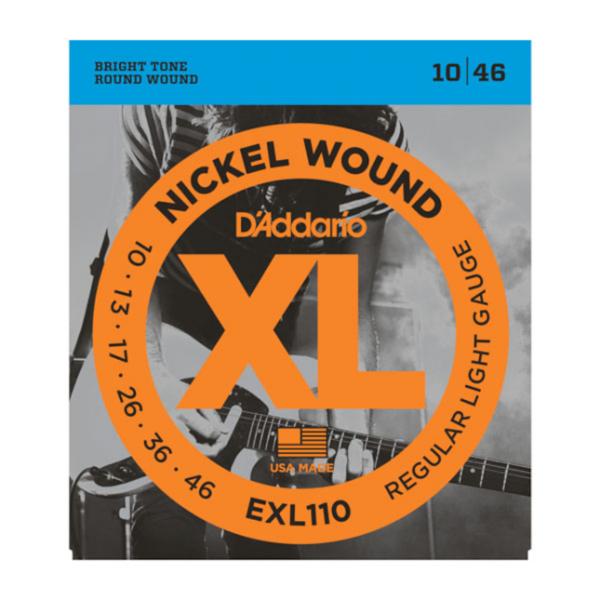 DAddario EXL110 Saiten E-Gitarre