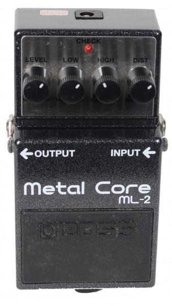 Boss ML-2 Metal Core (second hand)