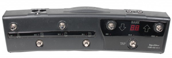 Hughes&Kettner FSM432MKIII+Kabel (Used)