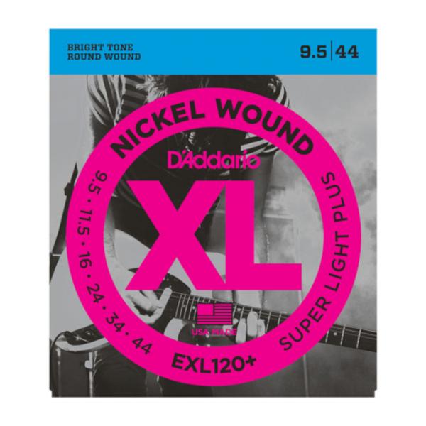 DAddario EXL120+ Saiten E-Gitarre