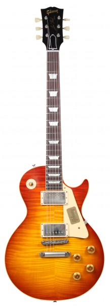 Gibson Les Paul Standard Custom Shop Plain Top