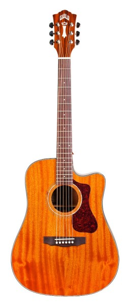 Guild D-120CE Natural Westerly Collection