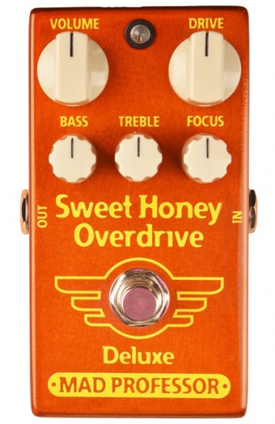 Mad Professor Sweet Honey Overdrive DLX