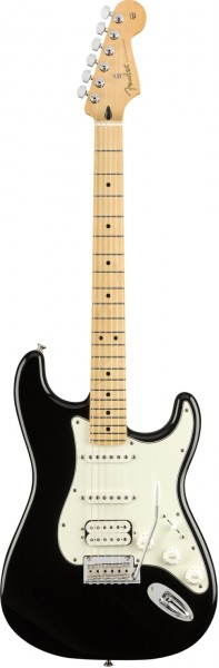Fender PLAYER STRAT HSS MN BLK