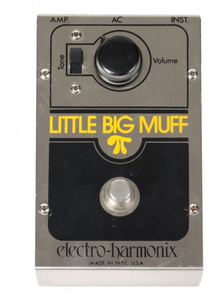 Electro Harmonix Little Big Muff Used 1976