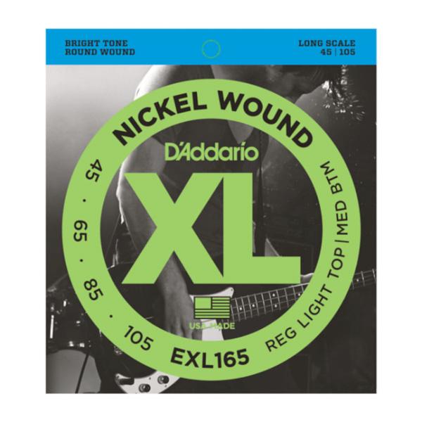 DAddario EXL165 Saiten Bass
