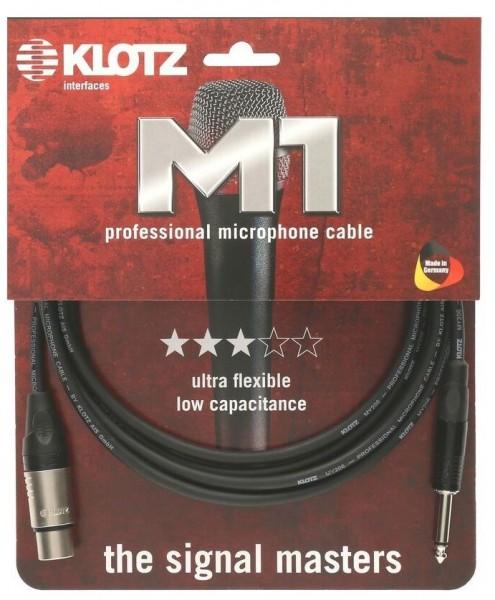 Klotz M1FP1N0300 3 m Mikrofonkabel