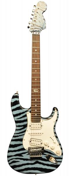 MJ Mastercaster Blue Zebra