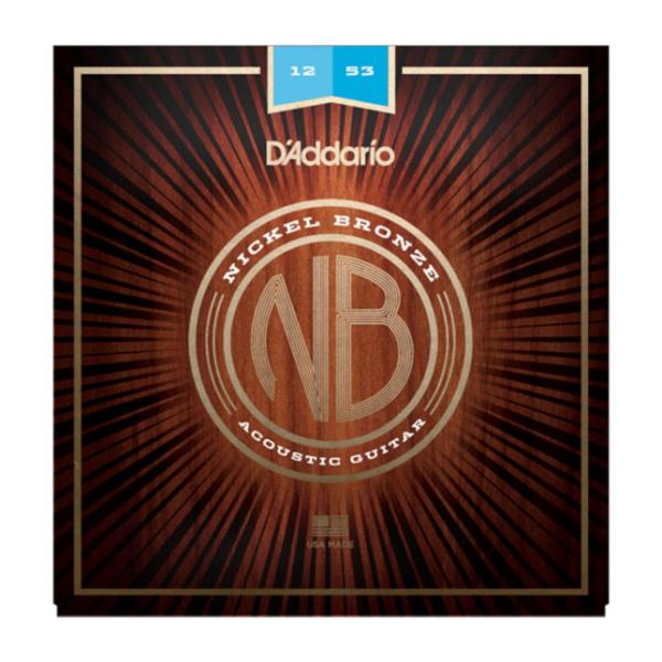 DAddario NB1253 Saiten Western