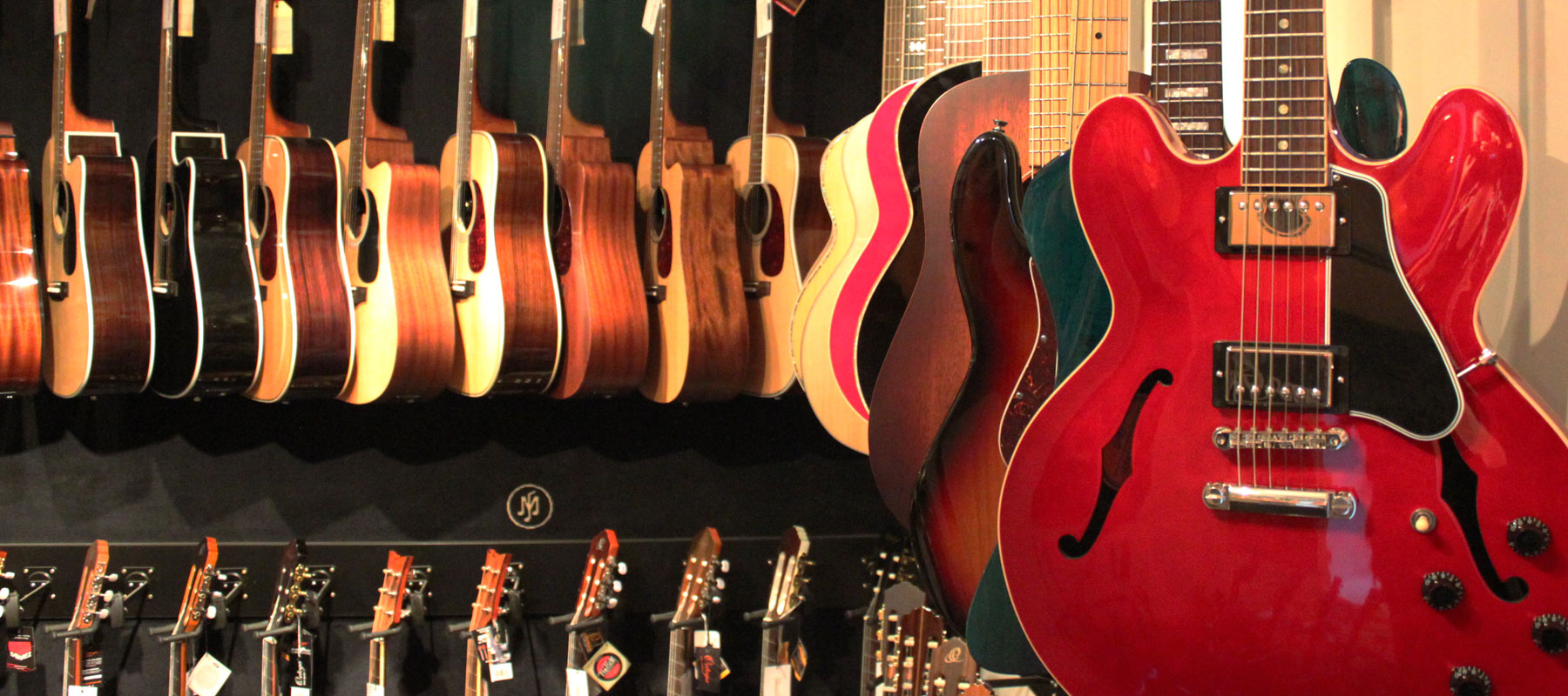 Gitarren & Bässe