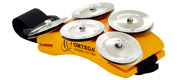 Ortega OSSFT Songwriter Foot Tambourine