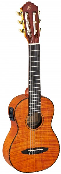 Ortega RGLE18FMH Guitarlele (B-Stock)