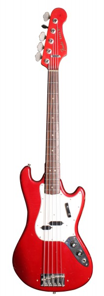 Fender V Bass 1965 CAR
