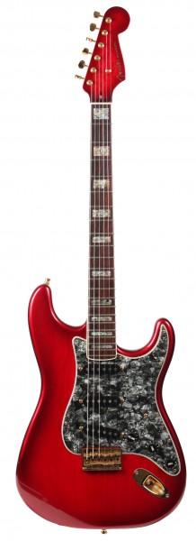 Fender CS Strat 7 of Heaven RW CAR HT