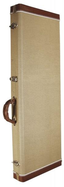 SCC Koffer für Strat/Telecaster Tweed