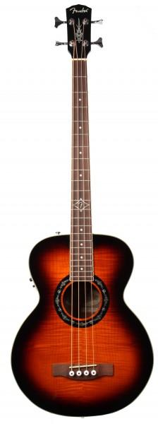 Fender T-Bucket Bass E TCS Trans Cherry Burst(second hand)