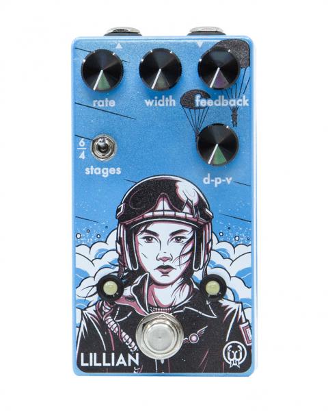 Walrus Audio Lillian Multi-Stage Analog Phase
