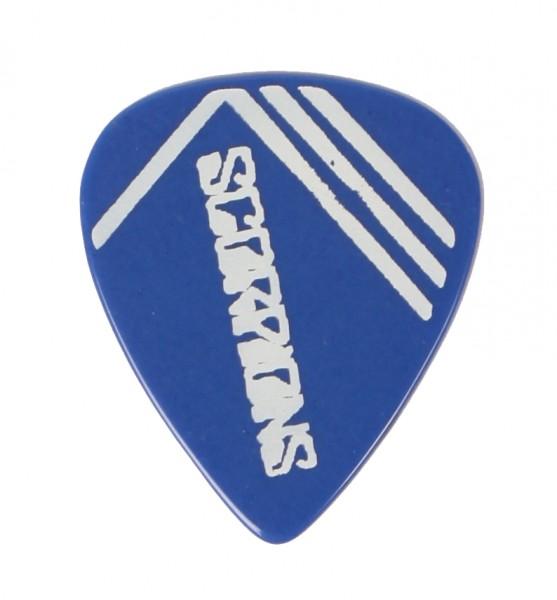 Picks Scorpions Uni-Blau