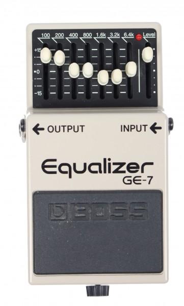 Boss GE-7 Equalizer (gebraucht)