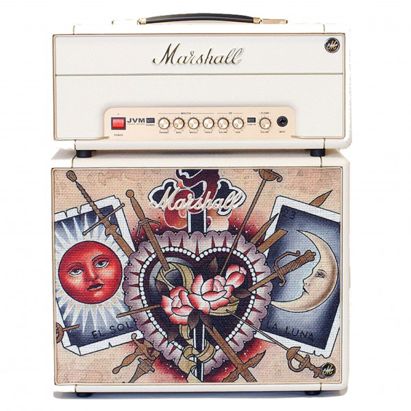 Marshall MRJVM1HT5 Custom Tattoo Serie