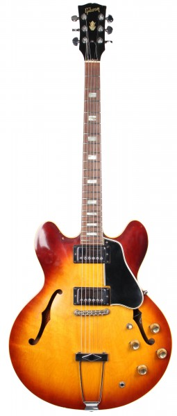 Gibson ES-335 Tea Burst 1966
