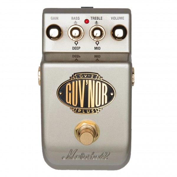 Marshall Pedal GV-2 Guv'nor Plus