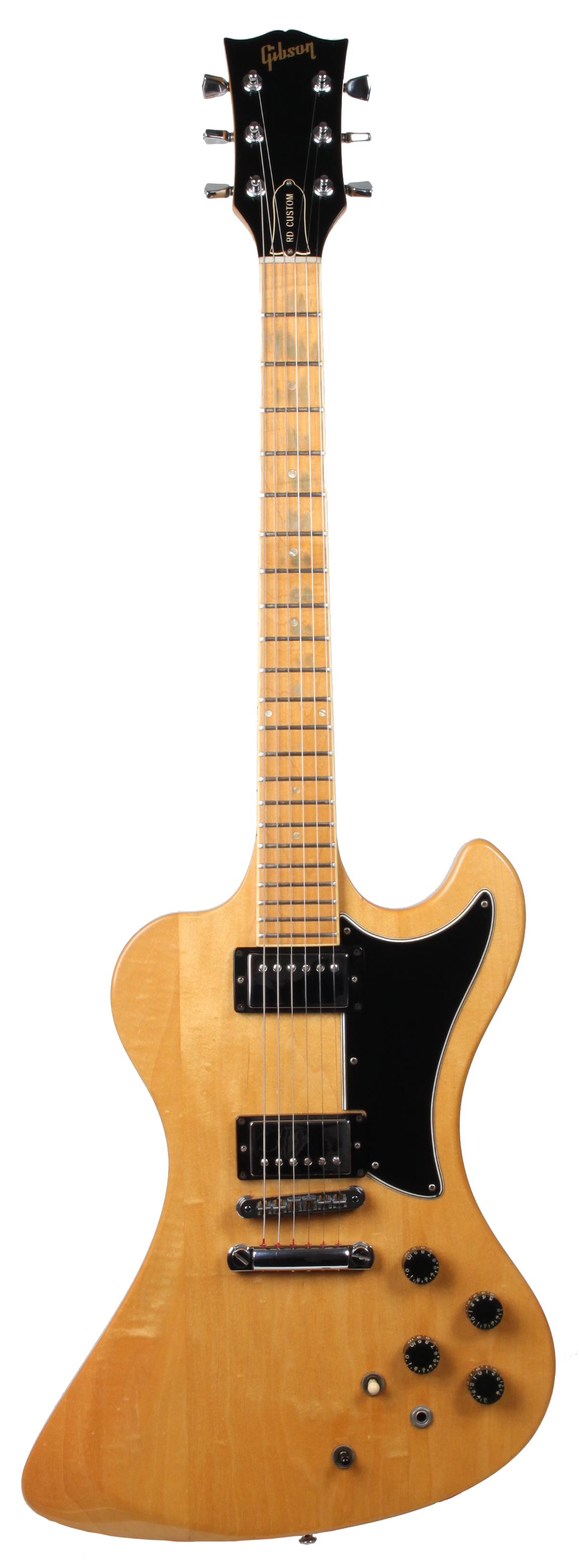 35a6763f93a Gibson RD Custom 1977 Natural