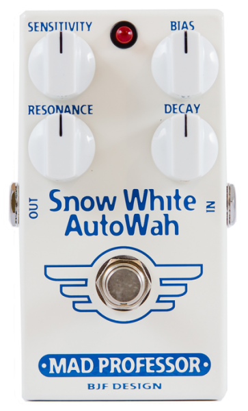 Mad Professor Snow White Autow Wah Factory