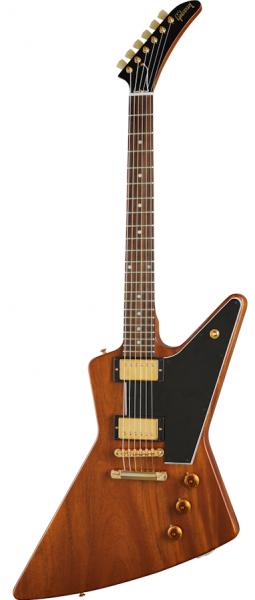Gibson 1958 Mahogany Explorer Reissue V.O.S