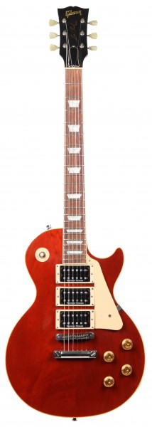 Gibson Les Paul 3 Pickups Red