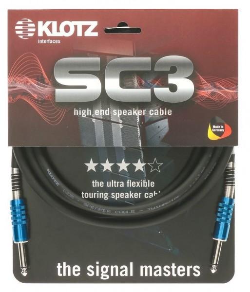 Klotz Twin Speak SC3PP02SW Länge 2m