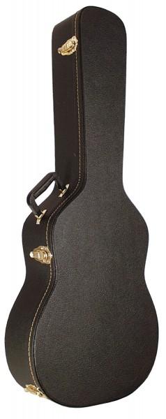 SCC Koffer für Konzertgitarre flach