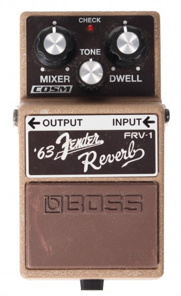 Boss FRV-1 Used