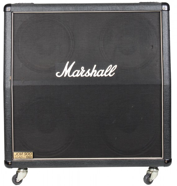 Marshall JCM 900 Lead 1960 A Box 4x12 (second hand)