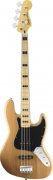 Squier VM JAZZ BASS '70S NAT