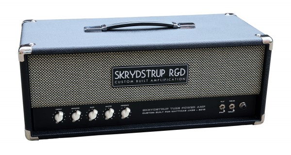 Skrydstrup MPA-50 Mono Tube Power Amp Head