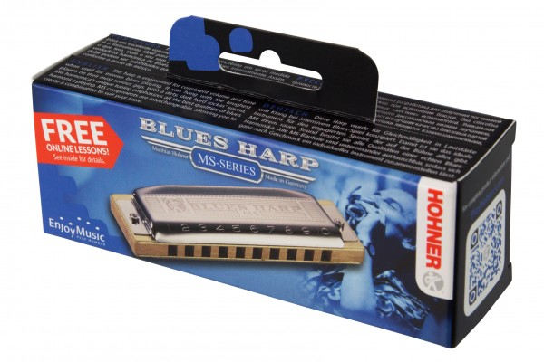 Hohner Blues Harp D MS