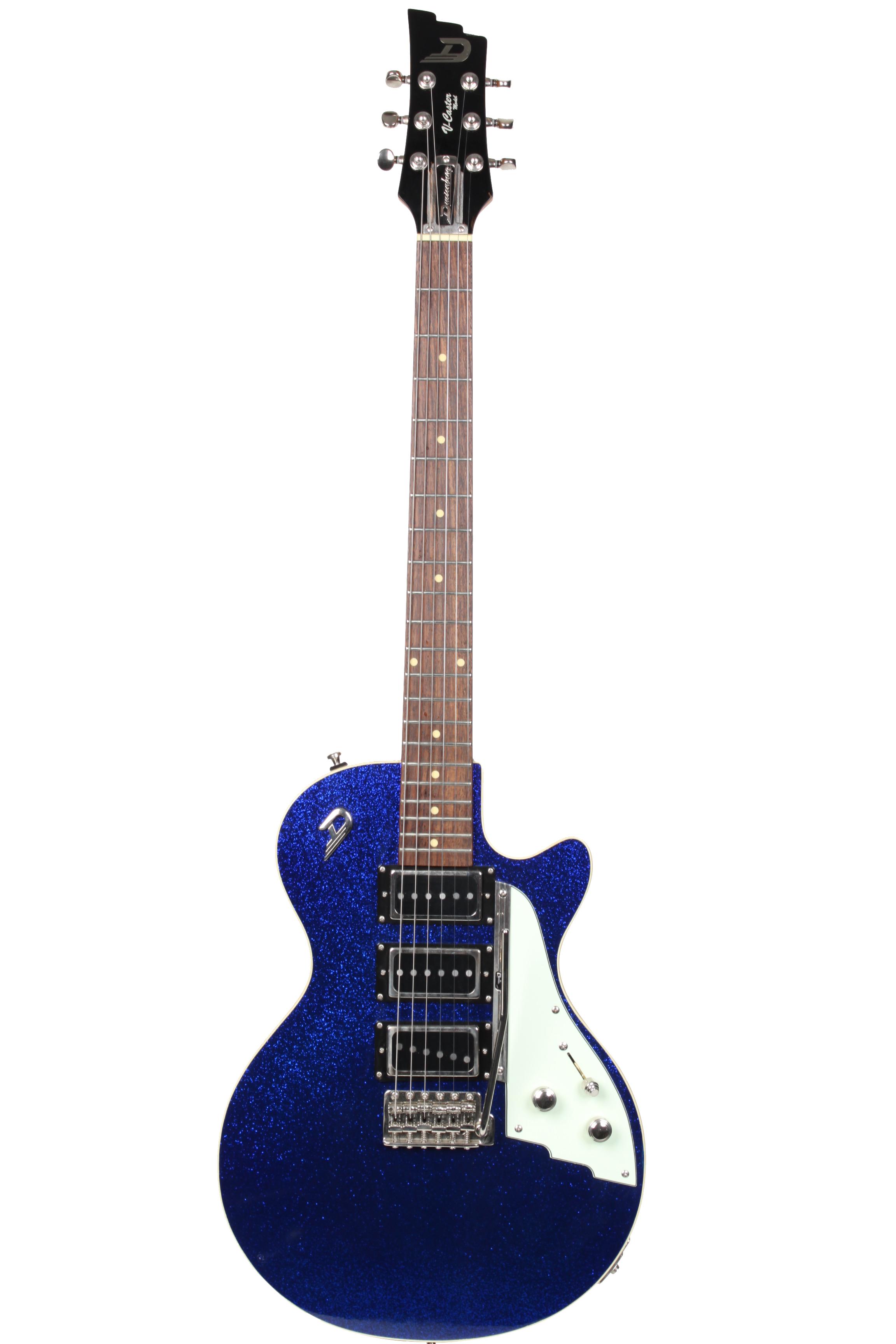 Av Duesenberg V Caster 2006 W Gibson Bag 20 71 Mj Guitars
