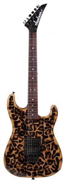 Jackson Dinky Leopard 1987