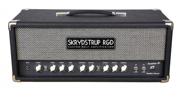 Skrydstrup OD50 Over Drive 50 Tube Amplifier