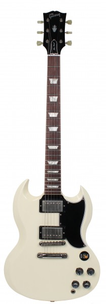 Gibson SG 61 V.O.S. Polaris White (Used)
