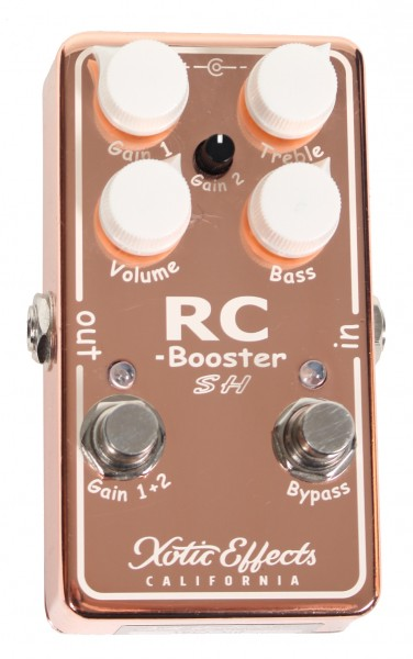 Xotic RC Booster Scott Henderson (second hand)