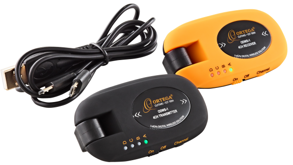 Ortega ODWS-1 Digital Wireless System Funk