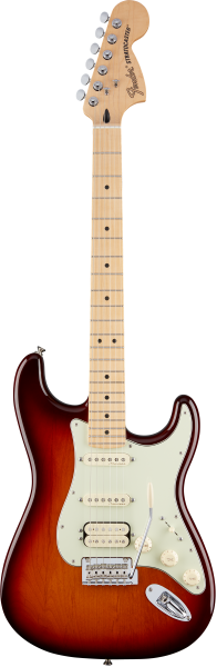 Fender DELUXE STRAT HSS MN TBS