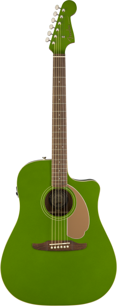 Fender Redondo Plyr, Electric Jade WN