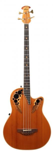 Ovation Acoustic Bass B768 1991